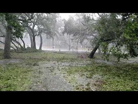 Oak Island NC - Hurricane Florence