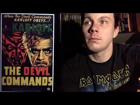 The Devil Commands (1941) Movie Review