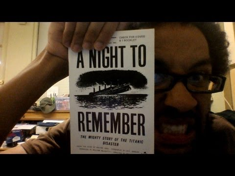 Criterion Collection Reviews - #7: A Night To Remember