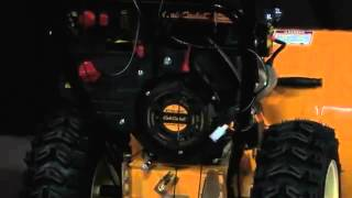 7. Cub Cadet Snow Thrower Product Training