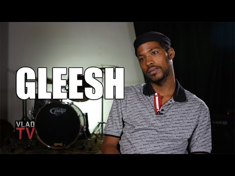 Gleesh on Growing Up in DC After the Wayne Perry Era, Alpo Snitching on Him (Part 2) (видео)