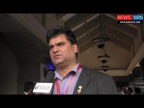 (8th NRNA Global Conference 2017 | Somnath Sapkota | News NRN - Duration: 5 minutes, 26 seconds.)