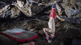 Adam Ondra #68: Brutal Rider 8C+ / Czechia's Hardest Boulderproblem by Adam Ondra