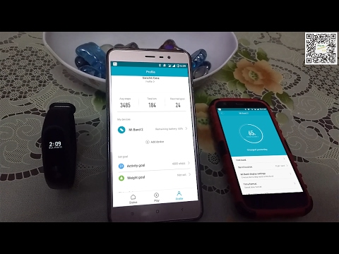Trick to Connect Mi Band 2 with multiple devices without Unpairing and Mi account.