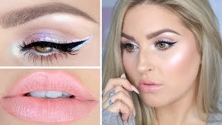 Opal Iridescent Makeup Tutorial ♡ Moonchild Palette! Shaaanxo by Shaaanxo