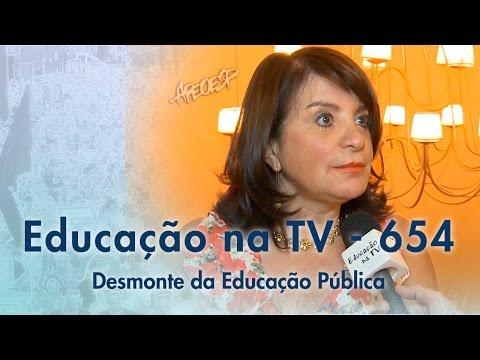 Lutas pela Educação Estadual