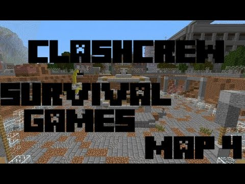 ClashCrew Survival Games- Vareide Map 4 #4: Mod Code