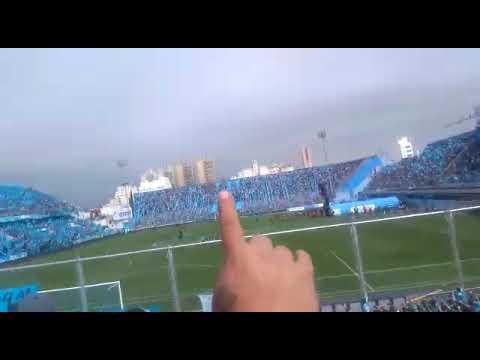 Hinchada de Club Atlético Belgrano De Cordoba. - Los Piratas Celestes de Alberdi - Belgrano - Argentina - América del Sur