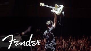Mike Kerr of Royal Blood | Fender Presents | Fender