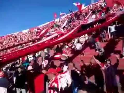 Hinchada tatengue vs Dep. Armenio - La Barra de la Bomba - Unión de Santa Fe