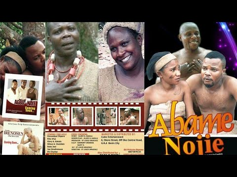 Ababhen-nojie 1( Latest Esan Movie 2017 And 2018)