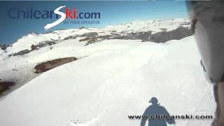 Pista El Sol, Valle Nevado Chile