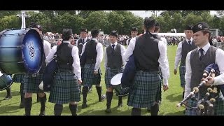 Inverary United Kingdom  city photo : Inveraray & District: 2015 UK Pipe Band Championships in Belfast