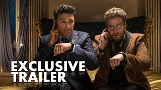 The Interview - Official Teaser Trailer - In Theaters This Fall - YouTube