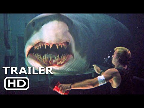 DEEP BLUE SEA 3 Official Trailer (2020) Action, Horror Movie