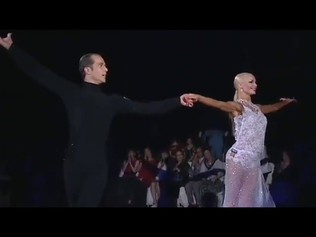 Yulia & Riccardo International Rumba -WSSDF 2015
