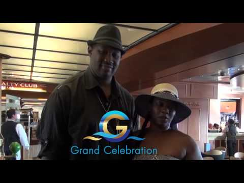 Tony and Clarisa Grand Celebration Cruise Testimonial