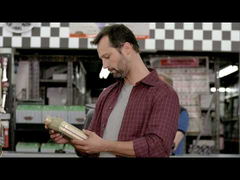 Castrol EDGE - Think With Your Dipstick