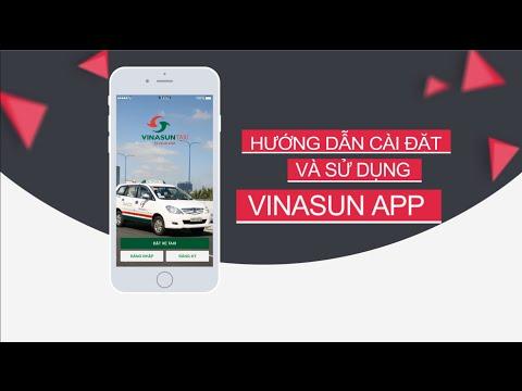Video hướng dẫn cài đặt và sử dụng Vinasun App