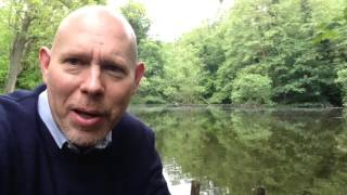 The CS Lewis pondering place (video blog)