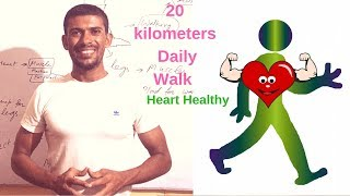 Nonton How does 20 kilometers  Daily Walk help to keep Heart Healthy | Hindi Film Subtitle Indonesia Streaming Movie Download