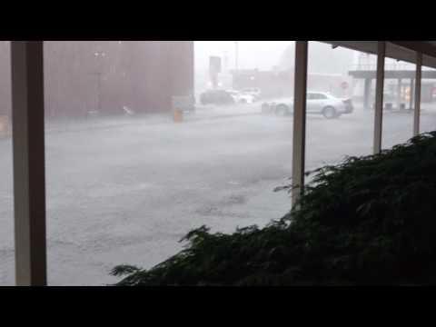 Crazy Illinois rainstorm! May 31st 2016