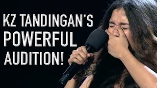 Video KZ Tandingan WOWS The Crowd With Her First X Factor Audition! | X Factor Global MP3, 3GP, MP4, WEBM, AVI, FLV Juni 2018