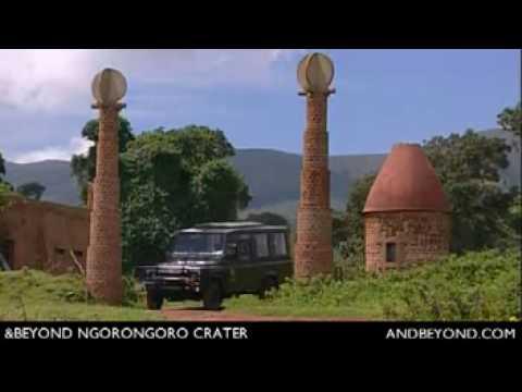 Ngorongoro Crater Lodge - Tanzania