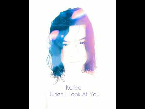 Kalleo - When I Look At You  - Acoustic (Miley Cyrus cover) Audio Oficial