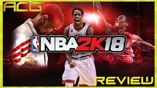 "NBA 2K18 Review ""Buy, Wait for Sale, Rent, Never Touch?"""