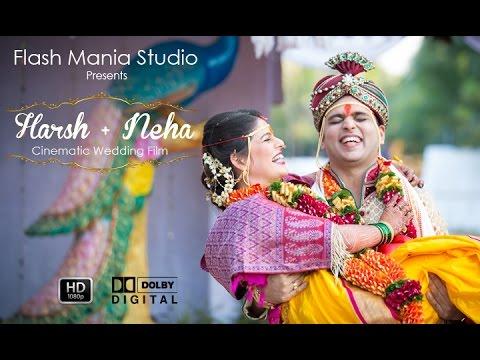 Harsh + Neha Cinematic Wedding Film
