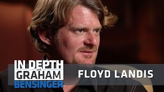 Floyd Landis on how ingrained cheating is in the sport of professional cycling and what it would take to rid the sport of cheating, to ensure that every cyclist is competing on a level playing field. Landis also comments on Alberto Contador's Tour de France win and Greg LeMond speaking out against cheaters.Want to see more? SUBSCRIBE to watch the latest interviews: http://bit.ly/1R1Fd6w Episode debuted nationwide in 2011.Watch full episodes each week on TV stations across the country. Find the airing time and channel for your city:http://www.grahambensinger.com/index.php/when-where-watchConnect with Graham:FACEBOOK: https://www.facebook.com/GrahamBensingerTWITTER: https://twitter.com/GrahamBensingerINSTAGRAM: https://www.instagram.com/grahambensingerWEBSITE: http://www.grahambensinger.com/