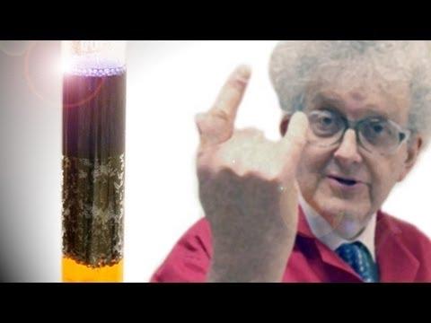 Verlust von Fingern auf die Chemie - Periodensystem der Videos