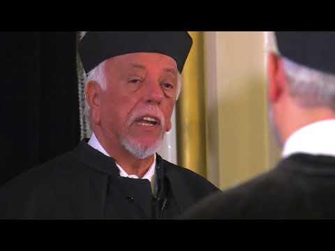 Rabbiavatás az Országos Rabbiképző – Zsidó Egyetemen