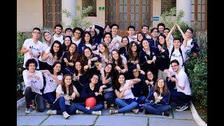 Mensagem para os estudantes do 3º ano do ensino médio do Colégio Marista São José - Tijuca.