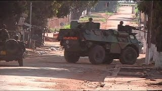 France says its UN-backed military operation is underway in the Central African Republic, the day... euronews, the most watched news channel in Europe ...