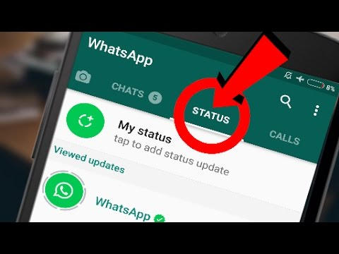 WhatsApp Latest Update  ( Status & Security Feature )