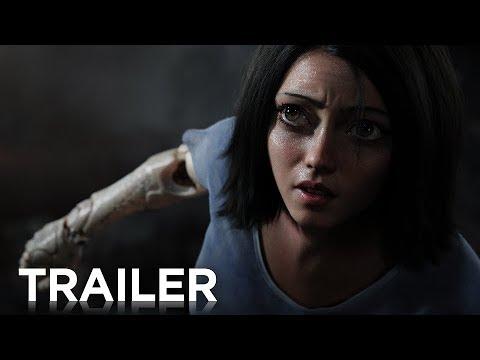 Alita: Ángel de Combate - Trailer?>