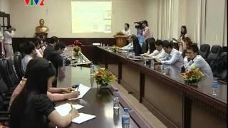 VTV2 - Lễ Khai Trương Website Tuần  Mua Sắm Trực Tuyến 2011