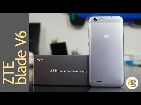 ZTE Blade V6   review