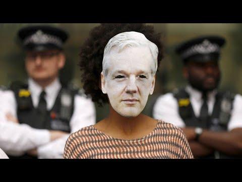 Großbritannien: Termin für Anhörung von Julian Assang ...