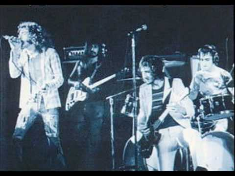 The Who - Daddy Rolling Stone - Hamburg 1972 (15) (видео)