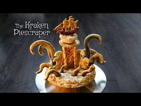 How to Make a Kraken Piescraper