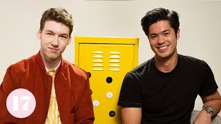 Fan Theories With Devin Druid & Ross Butler From '13 Reasons Why' | Seventeen by Seventeen Magazine