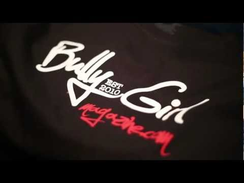 Order your Bully Girl Magazine T-Shirt Today...