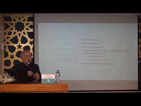 Prof. Dr. Şinasi GÜNDÜZ - İslam Düşüncesinin Ortaya Çıktığı Zemin