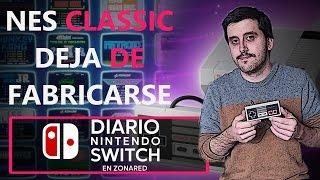 El Diario Diario de Nintendo Switch de hoy viene capitaneado por la noticia que está azotando las redes: Nintendo anuncia el cese de producción de NES Classi...
