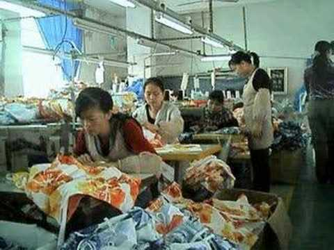 Stained Blue For You- Sweatshops Exposed