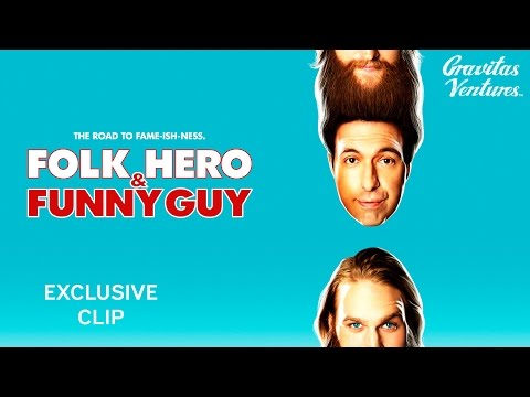 Folk Hero & Funny Guy (Clip 'Three's a Party')