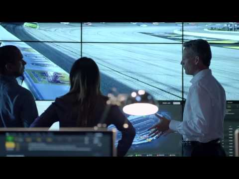HP BIG DATA: NASCAR Fan and Media Engagement Center (FMEC)